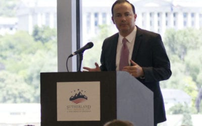 A Public Lands Discussion with Senator Mike Lee