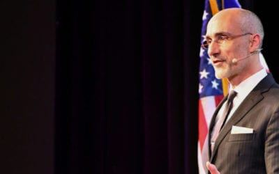 Arthur Brooks on moving from contempt … to civility … to love