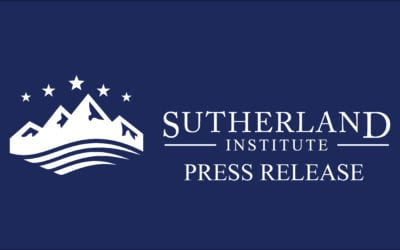 Sutherland Institute reacts to new legislation, Fairness for All Act