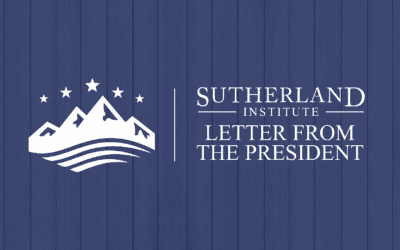 President's letter: Our urgent work