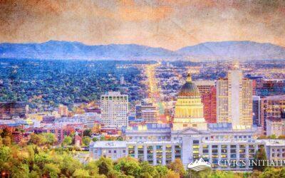 Civics lies at the heart of 'the Utah way'